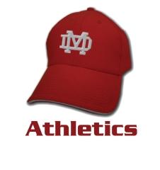 athletics message logo