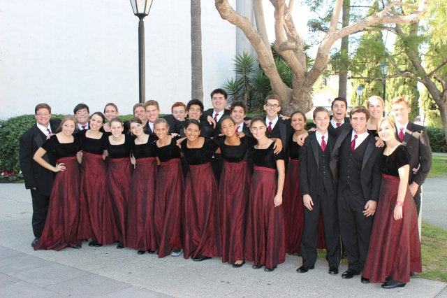 Honors Chambers Choir 2012-2013