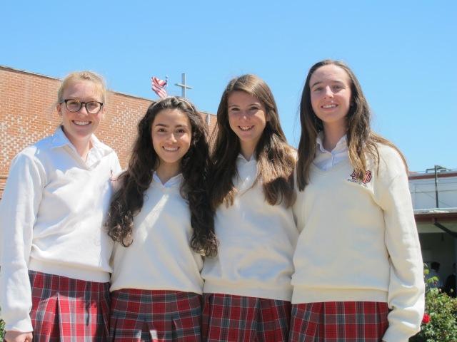 2013-2014 Sophomore Class Officers Vice-President - Savannah Lehner President - Jordan Kessler Secretary - Kami Fernandez Treasurer - Chloe Wallace