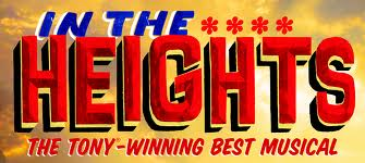 Tickets for In The Heights are available at the show for  $15, $20 & $30. It is performing at Santa Ana High School. Friday May 3 at 7:30pm Saturday May 4 at 6:00pm  & Sunday May 5 at 2:00