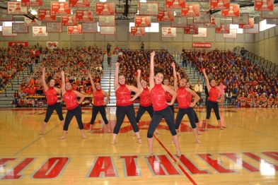 See MDHS Dance Team perform in Monarch Pavilion 7:50 & 8:30pm Wed Oct 15