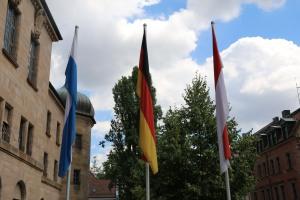 Nuremberg Trials Exhibit
