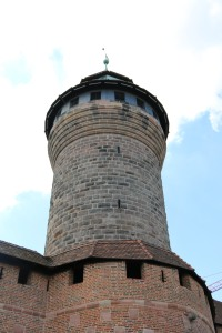 Nuremberg Castle Tower