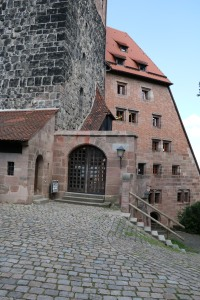 Outside of Neuremberg Castle